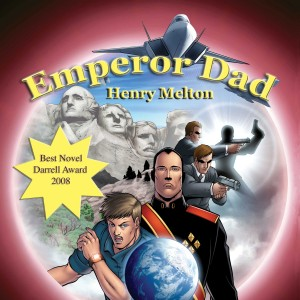 Emperor Dad Audiobook Cover