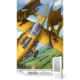 Falling Bakward on Kindle