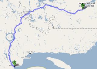 Driving Labrador: Road to Happy Valley